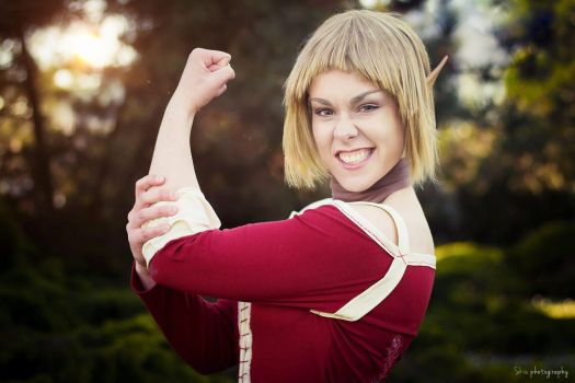 We can do it! - Sera by Tisara