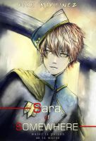 Cover Art - Sara of Somewhere (#66/365) by Aty-S-Behsam