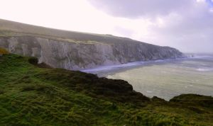 Isle of Wight by flarglesnargle