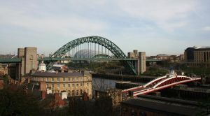 Tyne and Swing Bridge by DocChaosZ7-X