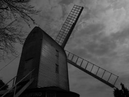 Post Mill by soXsiting