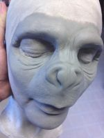Humanzee Sculpt by Ihlecreations