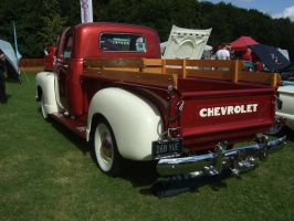 49 chevrolet truck by Sceptre63