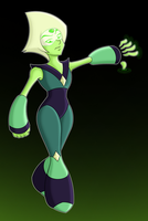 SU: Peridot by TeenTitansMan