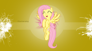 Fluttershy - Kind by Dwindlekin