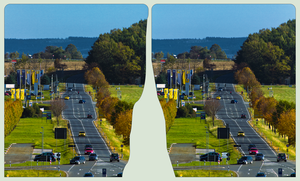 Kaltes Feld 3D ::: DRi Hyperstereophotography by zour