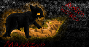 Buried within mankind by Silvy-Fret