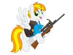[Gift] Sunbeams the Sniper by IvanCrysis