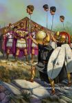 Thracians at Pydna by JohnnyShumate