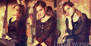 Emma Watson Banner. by haunting-beauty