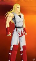 Andy Bogard by Grace-Zed