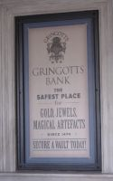 Gringots advertisement by Arachnoid