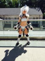 Kirin Armor ~ Cosplay by strawberryneko2