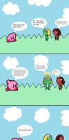 Kirby and Keroro Comic: Page 2 by PenelopeHamuChan