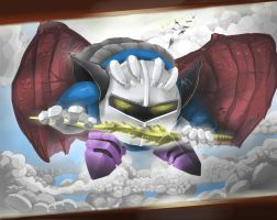 Meta Knight by Ormid