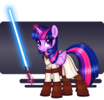 Jedi Knight Twilight by CTB-36