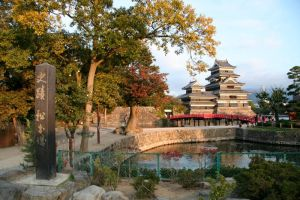 Matsumoto Castle by donut