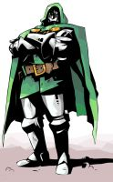 Dr. Doom by cometube