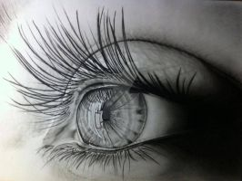 Eye Study by GemmaFurbank