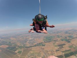 Skydiving Aug 8 2013 2 by SakanaxSoixMimiru