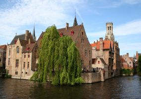 Bruges 3 by OghamMoon