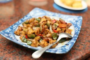 Kung Pao Chicken by njomany