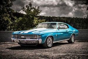1971 Chevrolet Chevelle SS by AmericanMuscle