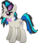 Fusion of Vinyl Scratch and Octavia by Osipush
