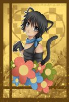 - Gijinka Project: Chococat - by Kurama-chan