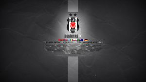 Besiktas JK 2012 2013 Wallpaper by eaglelegend