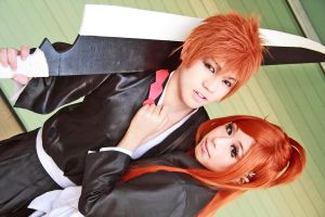 Bleach - Ichigo Inoe by Xeno-Photography