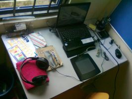 My Workspace by alfi-ramadhani