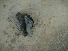 Dirty shoes 3 by Norhi
