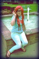 Hipster Ariel: I got legs by Xandraluv
