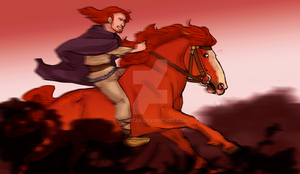 Keep on galloping by Ohdotar