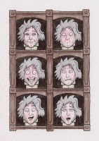 11 Hall Of Heads by cart00nlion