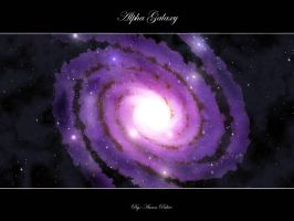 Alpha Galaxy by TTOCloud
