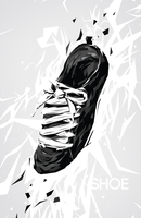 Vector Shoe by johannschill