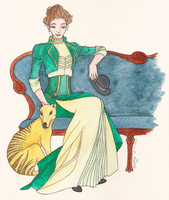 The Lady Boffin by marielleaster