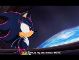 Shadow The Hedgehog - Your Dream by Shadoukun