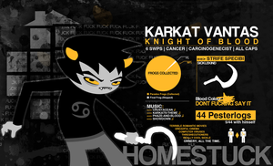 Karkat: Info-paper -Full view- by SystemicHysteria