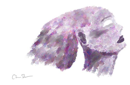 An Attempt at Pointillism by mysolublefish