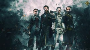 The Order 1886 HD Wallpaper by TheSyanArt