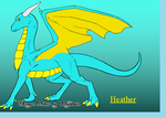 Heather by Bysthedragon