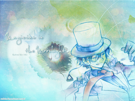 .Kaitou Kid Wallpaper. by KairiElric