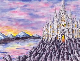 My castle by Mobicca
