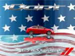 American inspiration Dodge Dart 2013 by JayC79