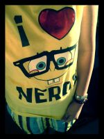 i love nerds by happydOrk