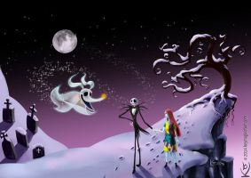 Jack and Sally 2014 by Keymagination