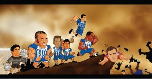 Seleccion Honduras by 16F